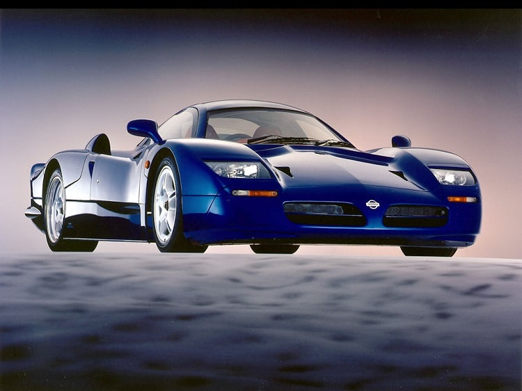 Top 10 Supercars 6 - 1998 Nissan R390GT1