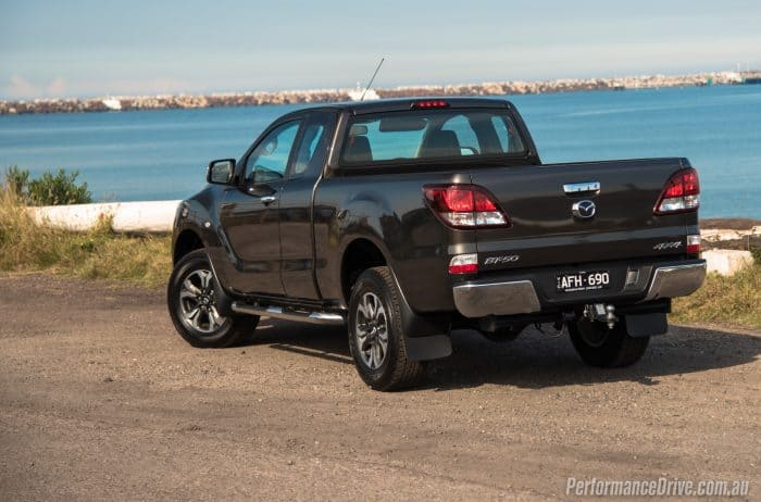 Mazda BT-50 USA version highly unlikely