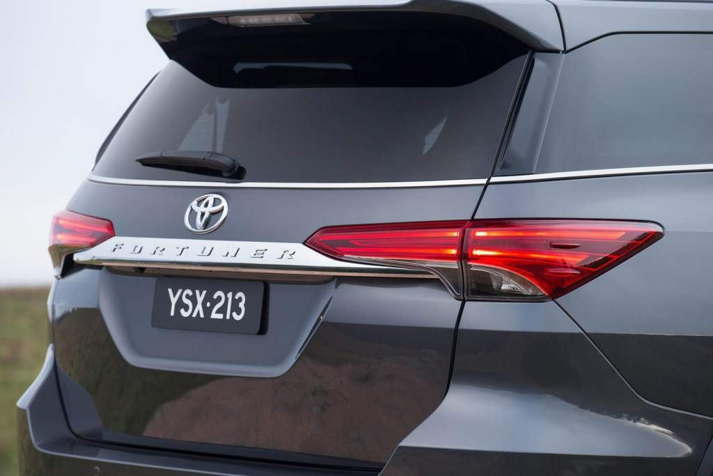 Toyota Fortuner vs Toyota 4Runner