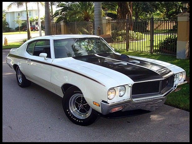 1970 Olds 442/Buick GS