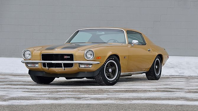 Fastest Cars Of The 70s 7