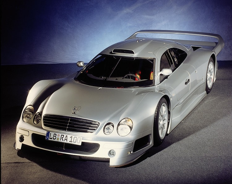 Top 10 Supercars 4 - Mercedes