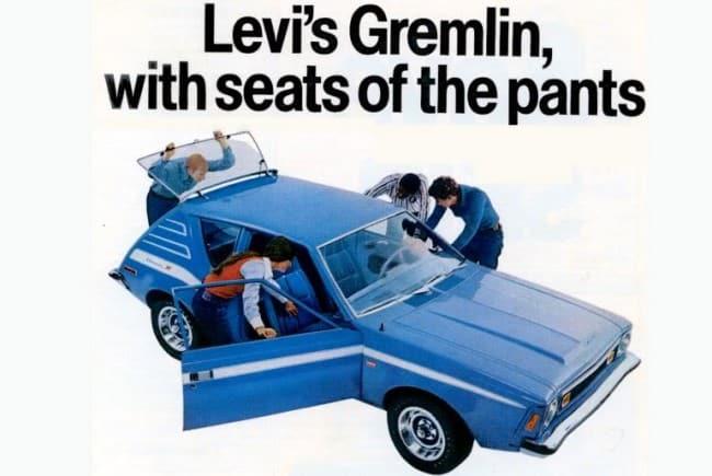 AMC Levi's Gremlin