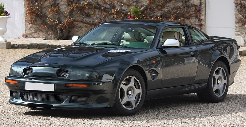 1998 Aston Martin V8 Vantage Le Mans