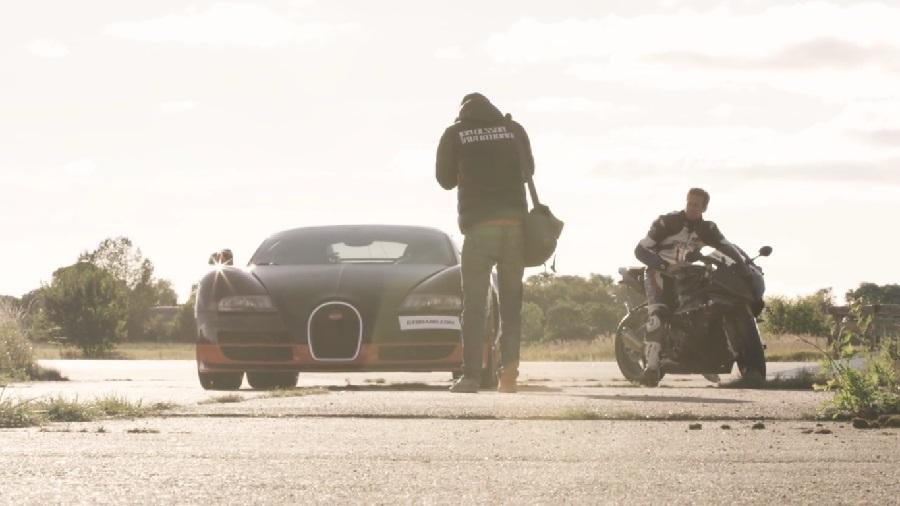 Bugatti Vs S1000RR 2
