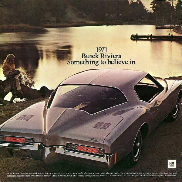 Buick Riviera Ad