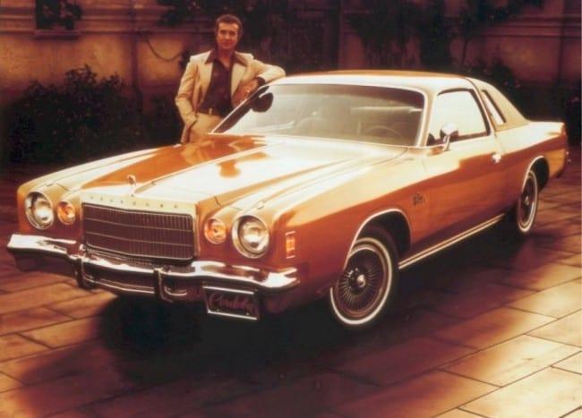 Chrysler Cordoba Advert
