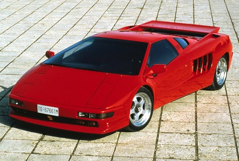 Red Cizeta-Moroder V16T
