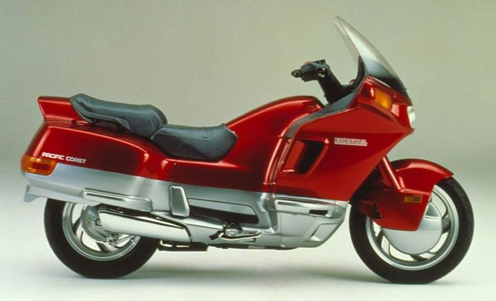 Honda Pacific Coast