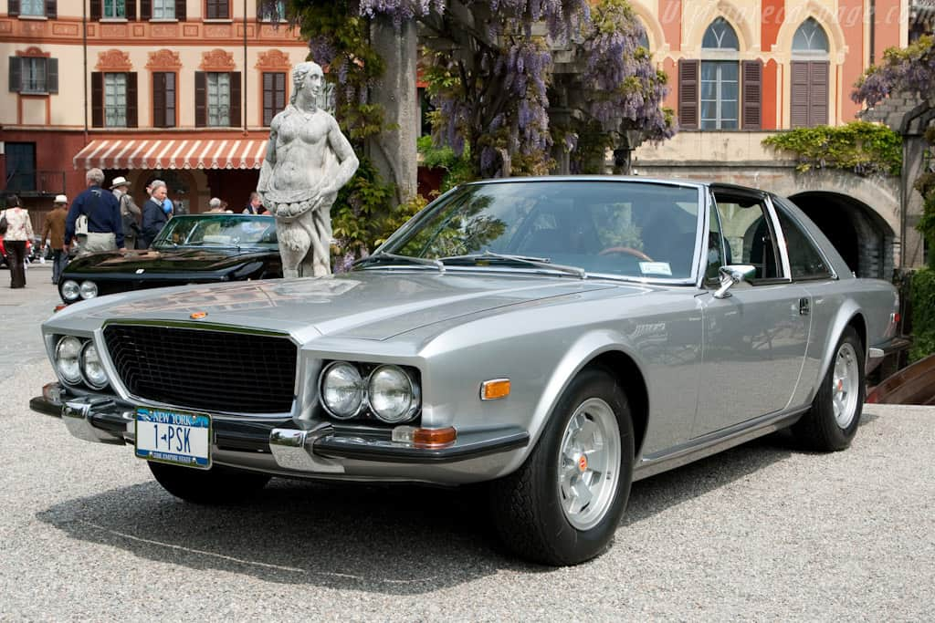 Italian Muscle: 10 Cars With Italian Bodies and American V8s