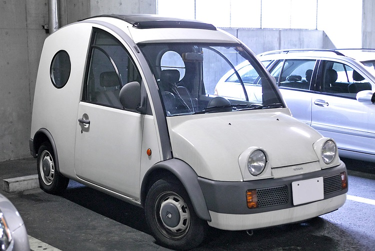 Nissan S Cargo
