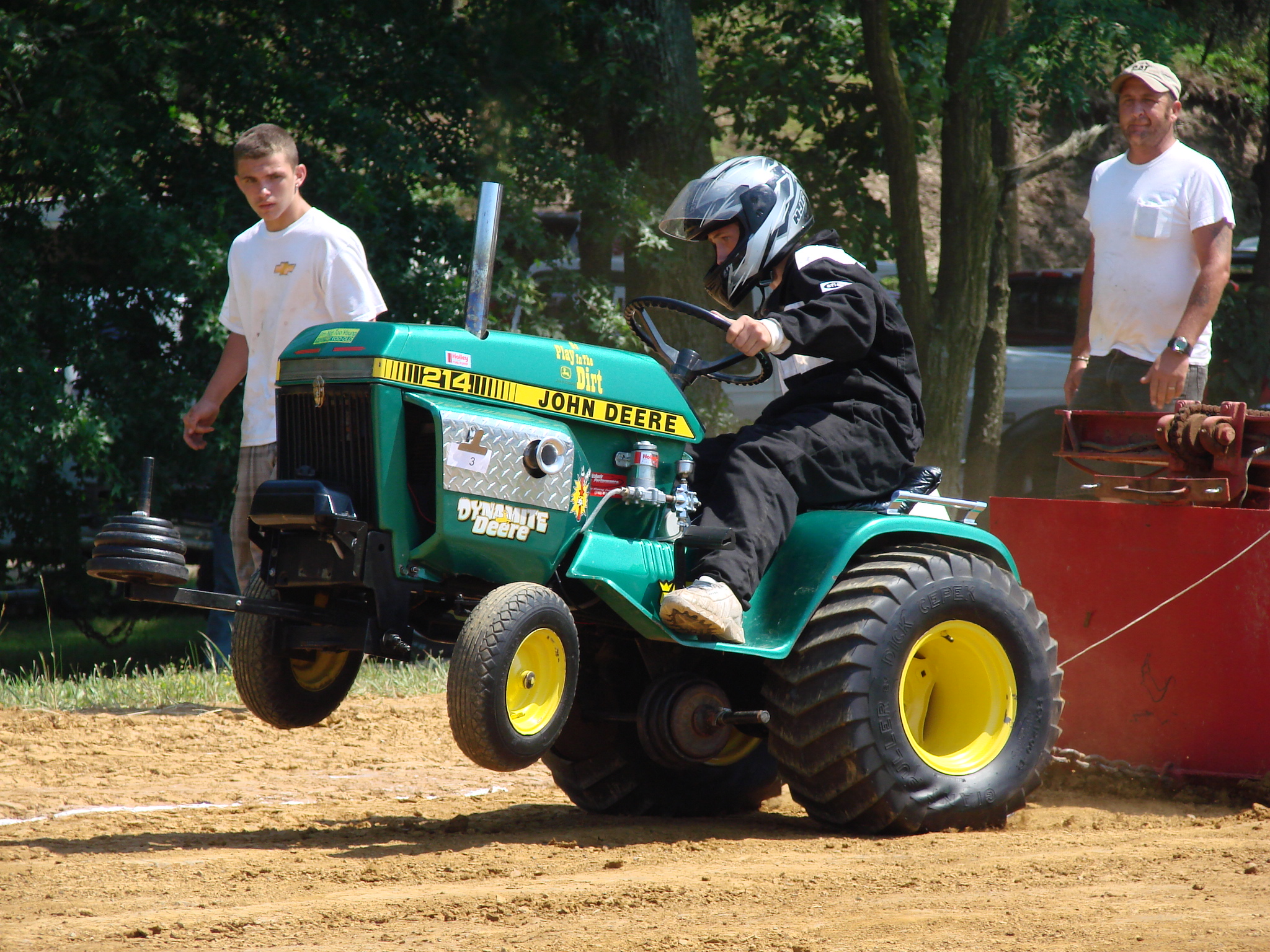 Pulling Garden Tractors Used : Best garden tractors for is a tractor right