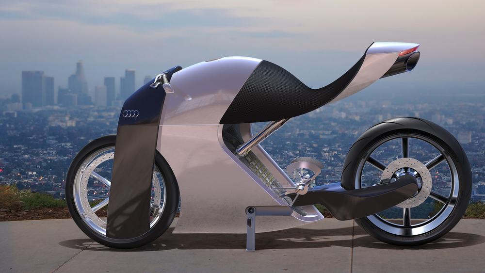 Audi Concept Bike 9