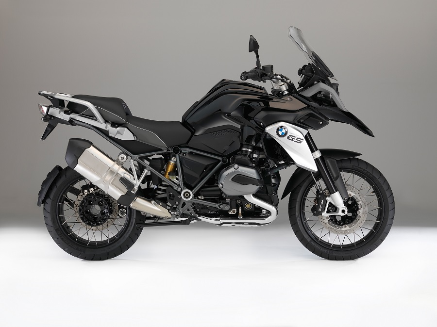 BMW R1200GS Triple Black 2