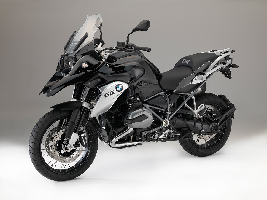 BMW R1200GS Triple Black 1