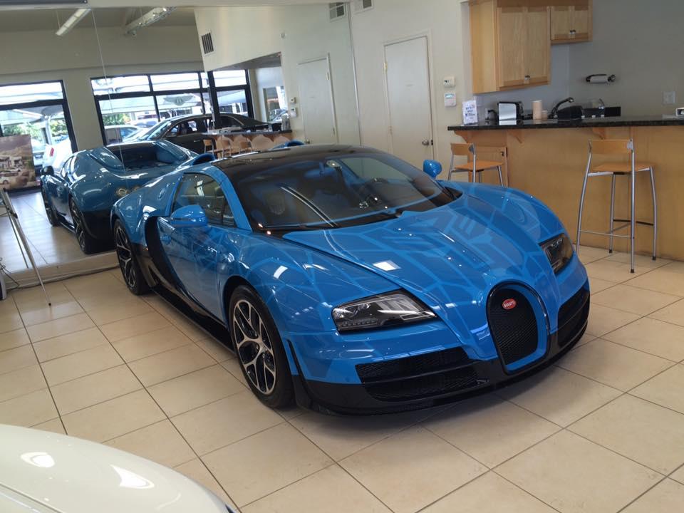 never mind bumblebee check out the bugatti veyron vitesse. Black Bedroom Furniture Sets. Home Design Ideas