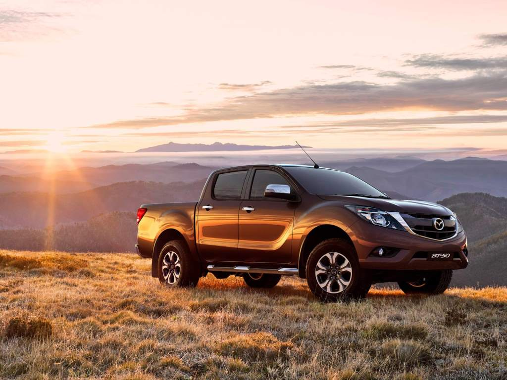 The Mazda BT-50 Is Redesigned But The US Customers Will Not Get It