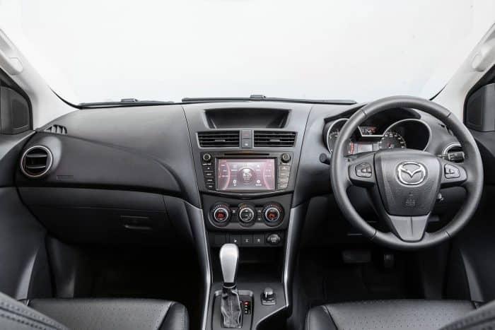 Mazda bt 50 pro 2020