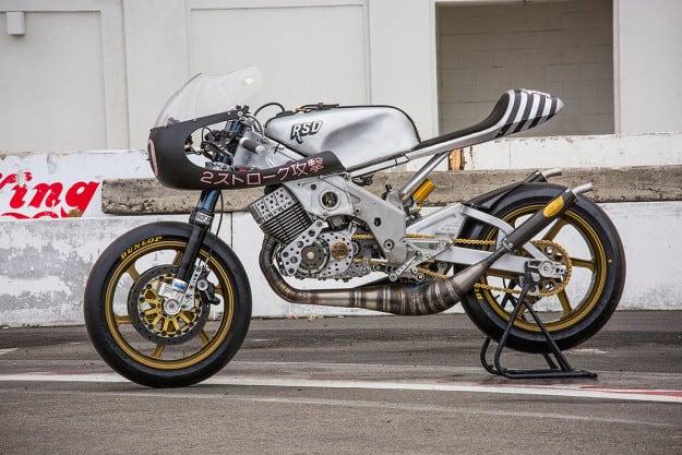 Roland Sands Yamaha RD400 8