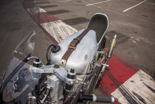 Roland Sands Yamaha RD400 6