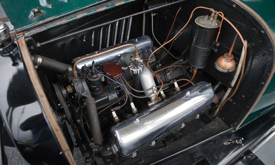 1918 Chevy V-8