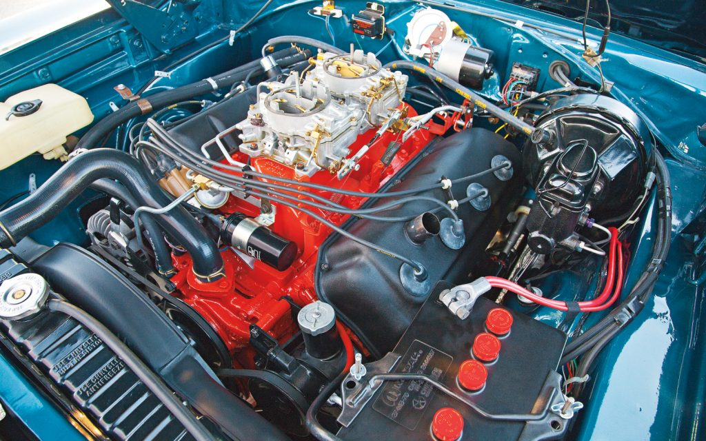 Best Muscle Car Engines 3