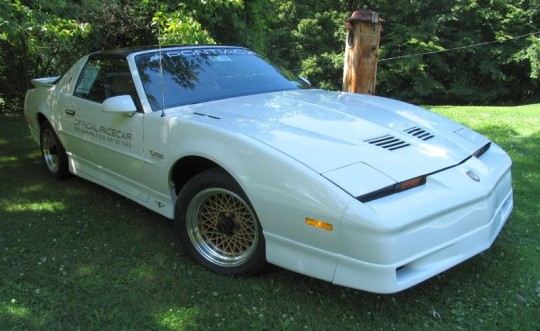 Fastest Cars Of The 80s - 1989 Turbo Trans Am