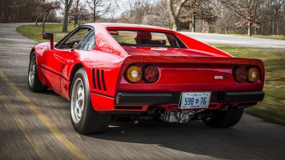 Fastest Cars Of The 80s - Ferrari 288 GTO