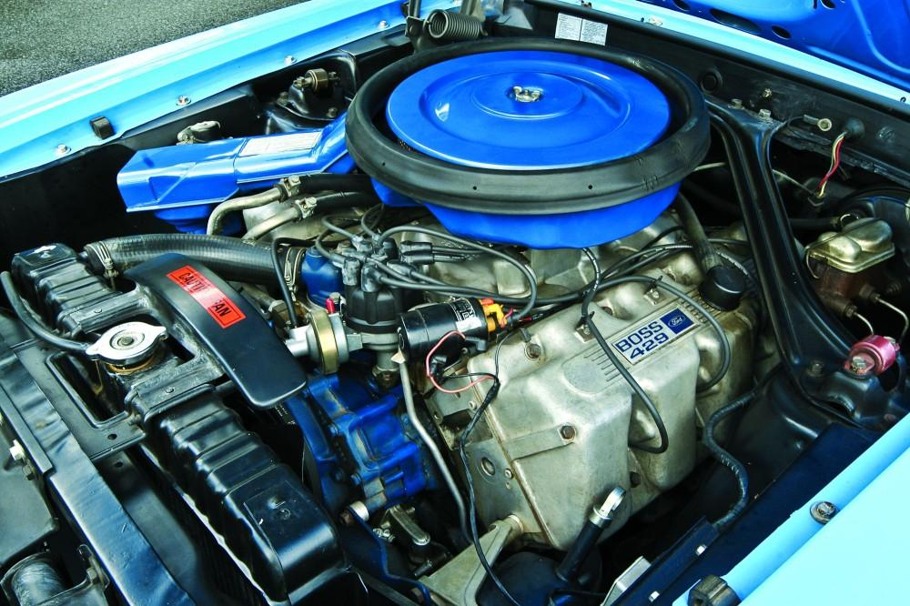 Best Muscle Car Engines 4