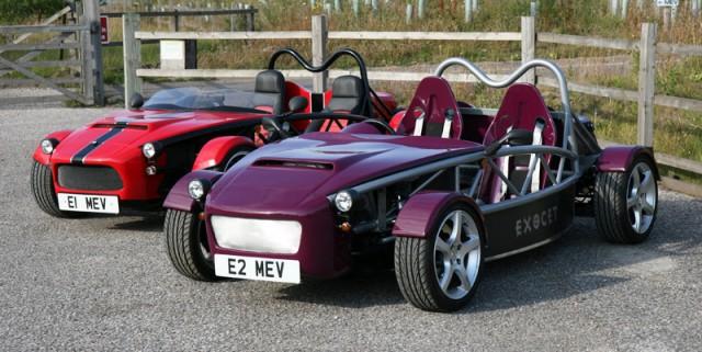 Exomotive Exocet Kit Cars