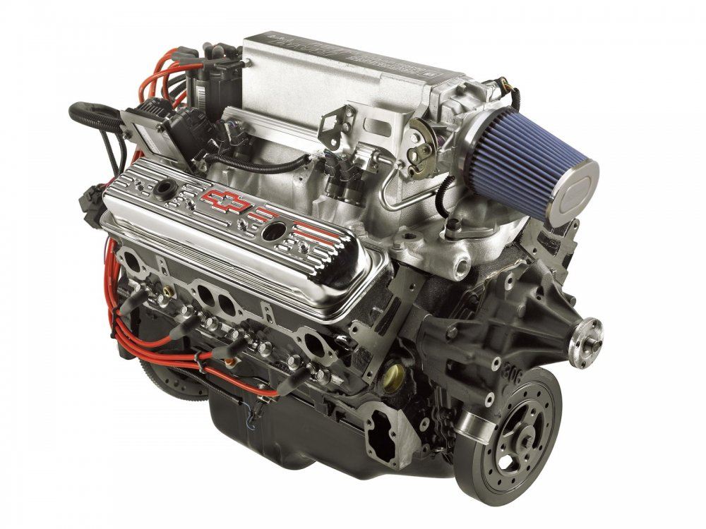 L31 Chevy Crate Engine