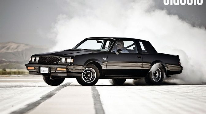 Buick GNX Grand National