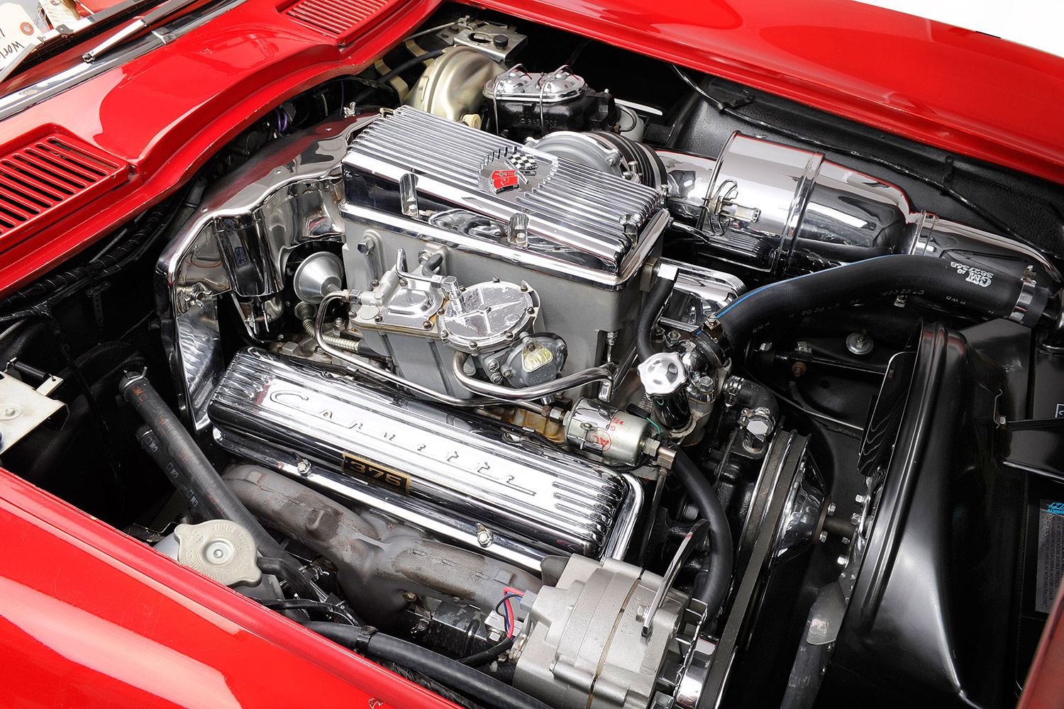 Top 5 Small Block Chevy Engines Of The Muscle Car Era
