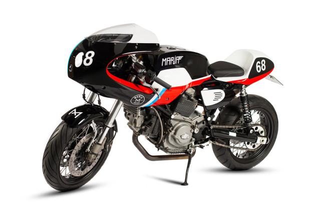 Maria Motorcycles Ducati GT 1000 4