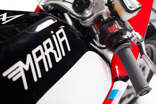 Maria Motorcycles Ducati GT 1000 5