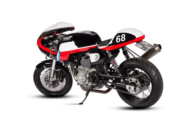 Maria Motorcycles Ducati GT 1000 1