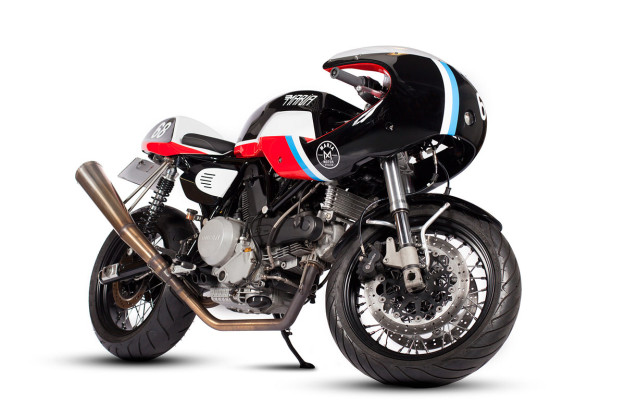 Maria Motorcycles Ducati GT 1000 3