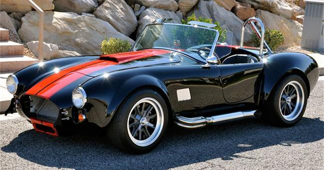 Factory Five Shelby Cobra Replica Kit Car