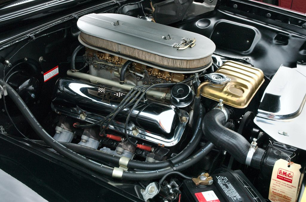 Best Muscle Car Engines 2