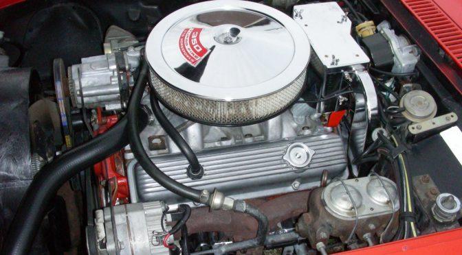 LT-1 Chevy Small Block