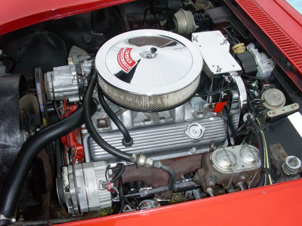 Chevy Small Block V8 LT-1