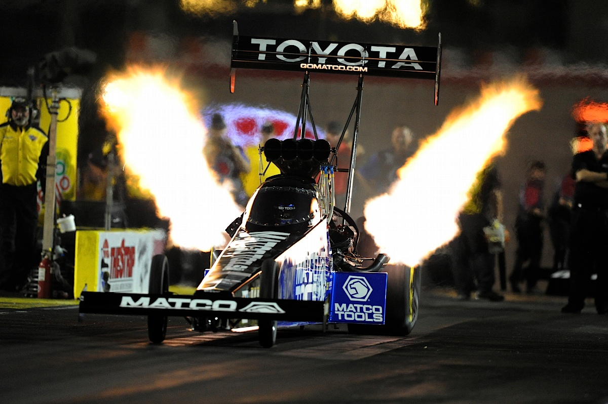 zero to 60 times top fuel dragster