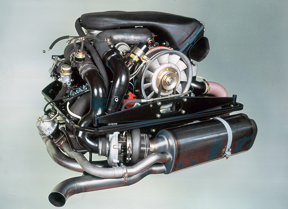 Modern Engine Evolution 4