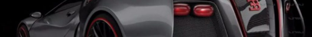 2017 Bugatti Rear