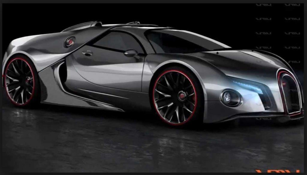 2017 Bugatti S