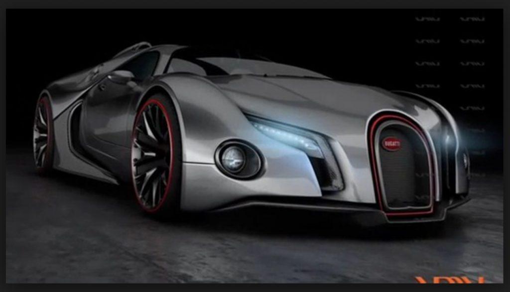 2017 Bugatti SS