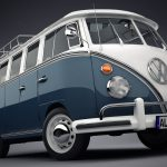 VW Vans are back in 2017. Here are 20 Classic Shots to Keep You Busy.