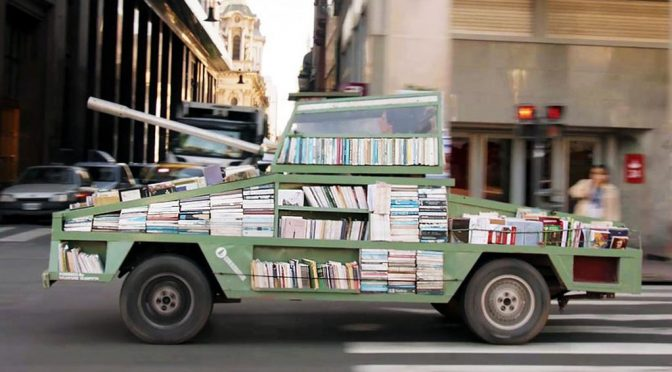 The Book Tank