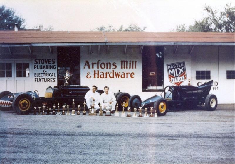 The Arfon Brothers