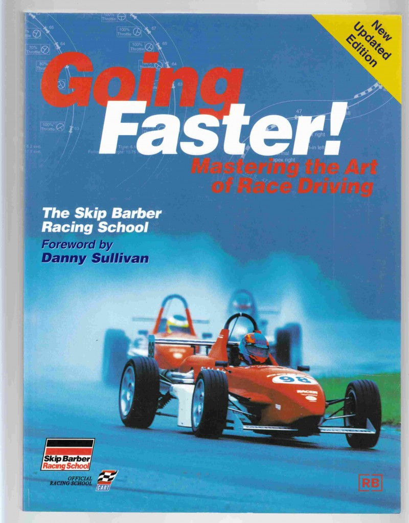 Car Books – Going Faster! Mastering the Art of Race Driving